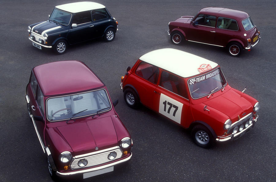 Buy an old Mini