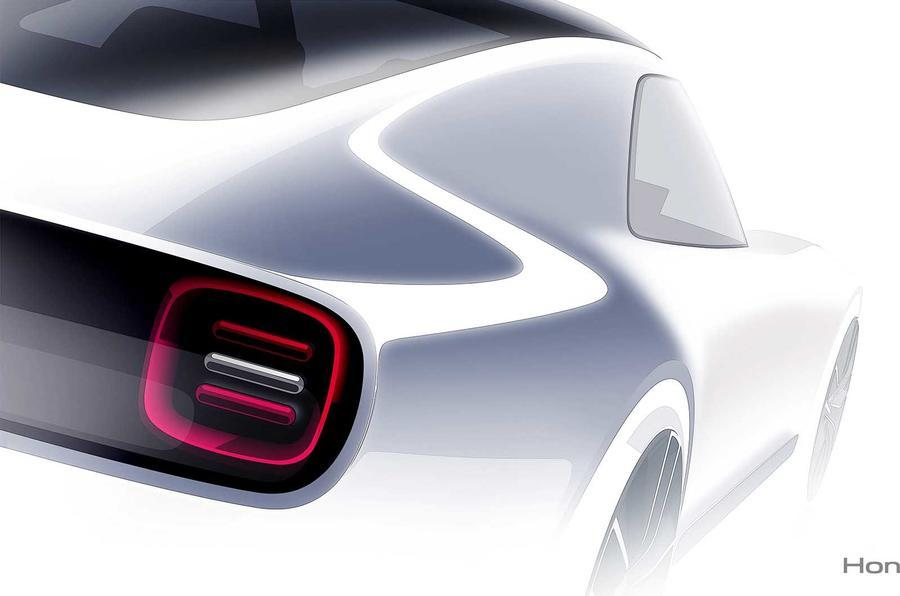 Honda's Sports EV announcement