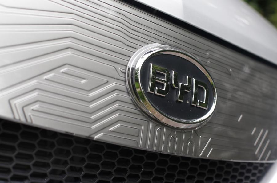 BYD badge