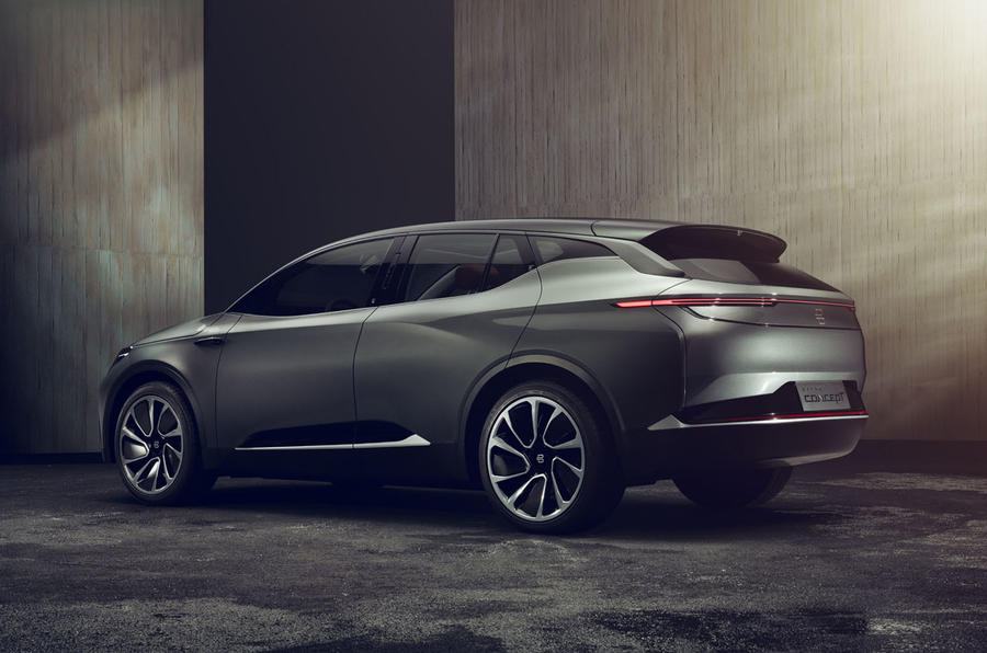 2019 Byton Electric Suv Concept Revealed At Milan Design