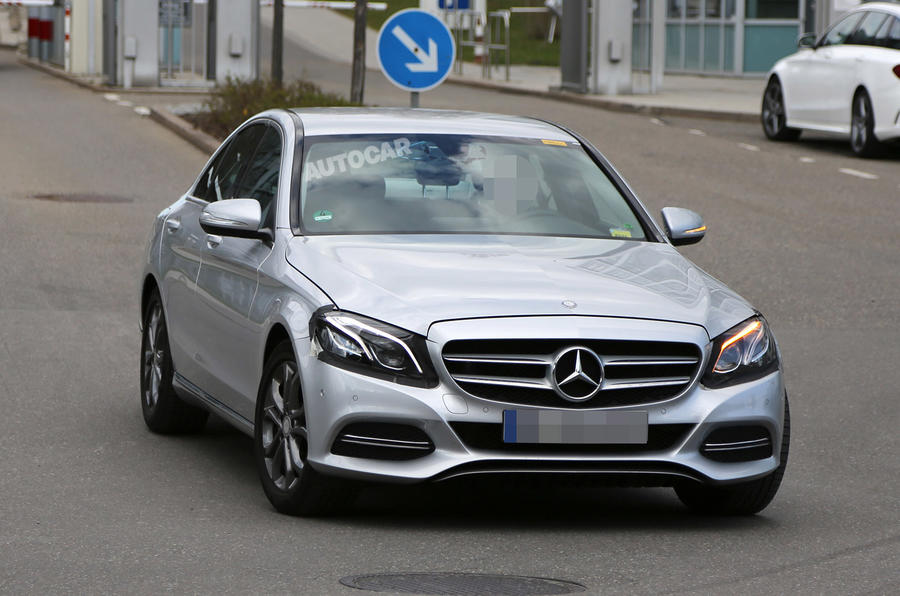 2017 Mercedes Benz C Class Gets New Engine And S Class