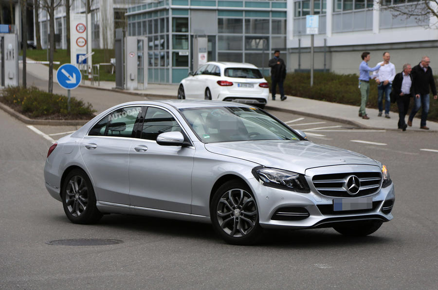 Mercedes-Benz C-Class to get new engines and tech in 2018