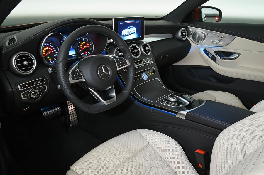 2015 Mercedes Benz C Class Coupé   Pricing, Spec And Mercedes AMG C63  Versions