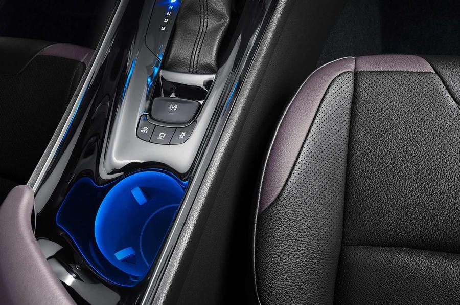 Toyota C Hr Interior Revealed Autocar