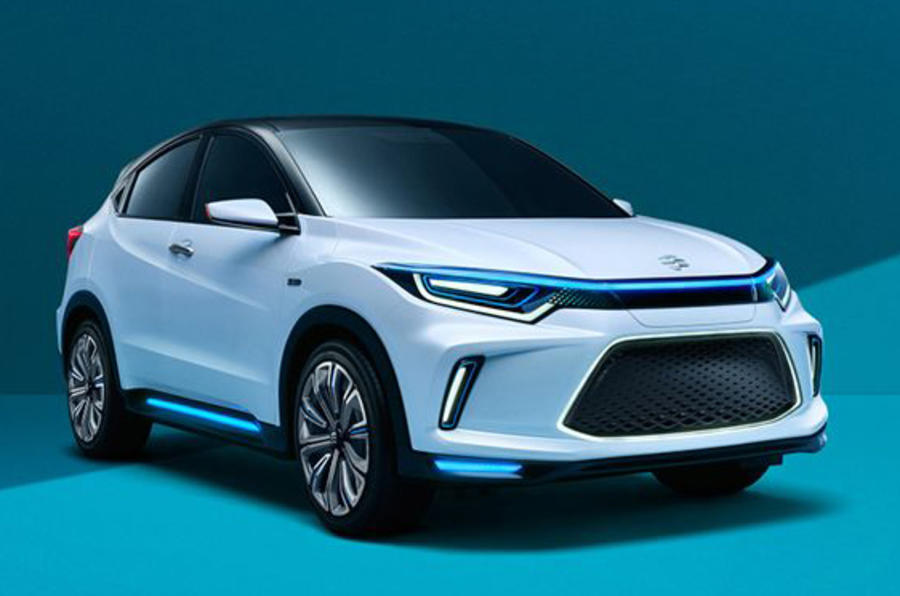 Honda's Everus brand arrives with new EV concept