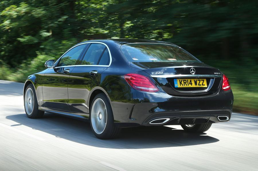 C on Mercedes Exhaust Gas Recirculation