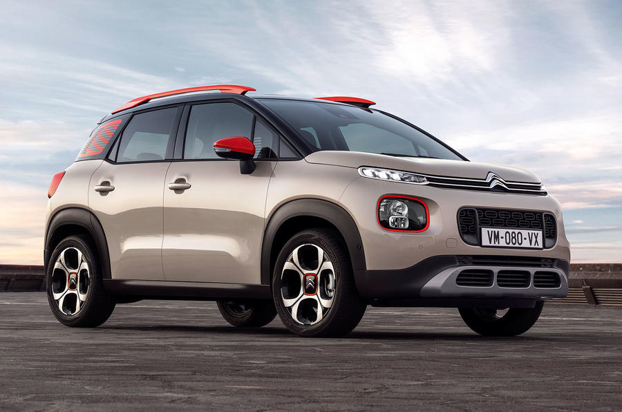 citroen c3 aircross on sale this november priced from. Black Bedroom Furniture Sets. Home Design Ideas