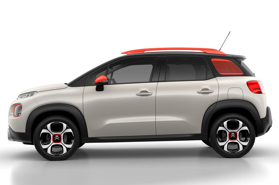 Citroen C3 Aircross set to rival Nissan Juke