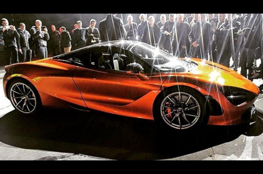 McLaren 720S Boasts Variable Drift Control and Proactive Chassis Control II