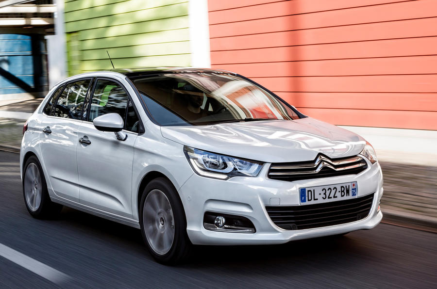2015 citroen c4 bluehdi 120 flair review review autocar. Black Bedroom Furniture Sets. Home Design Ideas