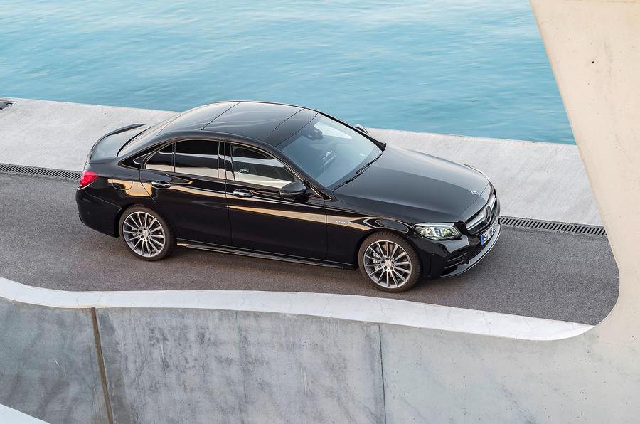 Mercedes-Benz C43