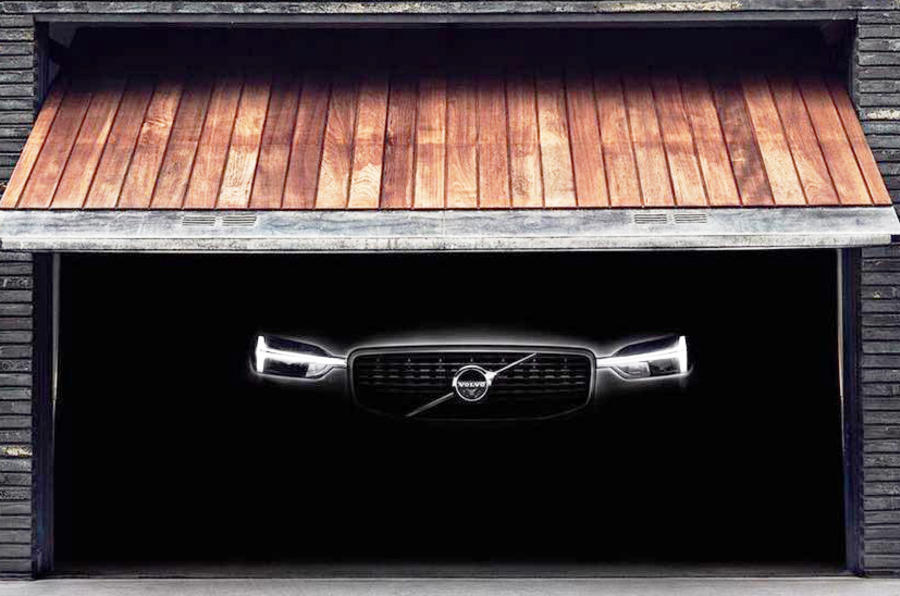 2017 Volvo XC60 previewed ahead of Geneva reveal