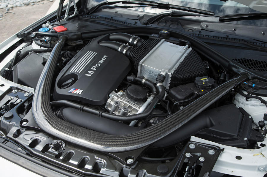 BMW M4 Competition Pack engine