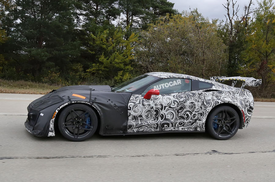 2017 Chevrolet Corvette ZR1 – 700bhp supercar is last front-engined 'Vette