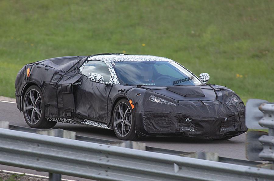 2019 Chevrolet Corvette C8