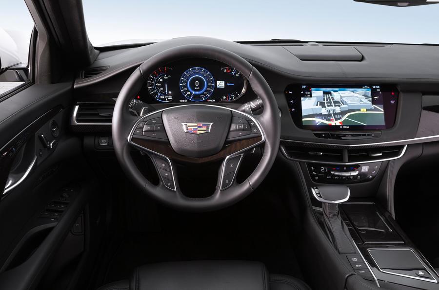 2016 Cadillac CT6 Platinum review review | Autocar