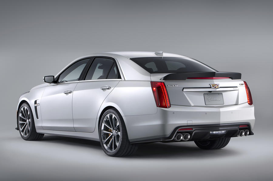 2015 Cadillac CTS-V - pics, spec and UK on-sale date | Autocar