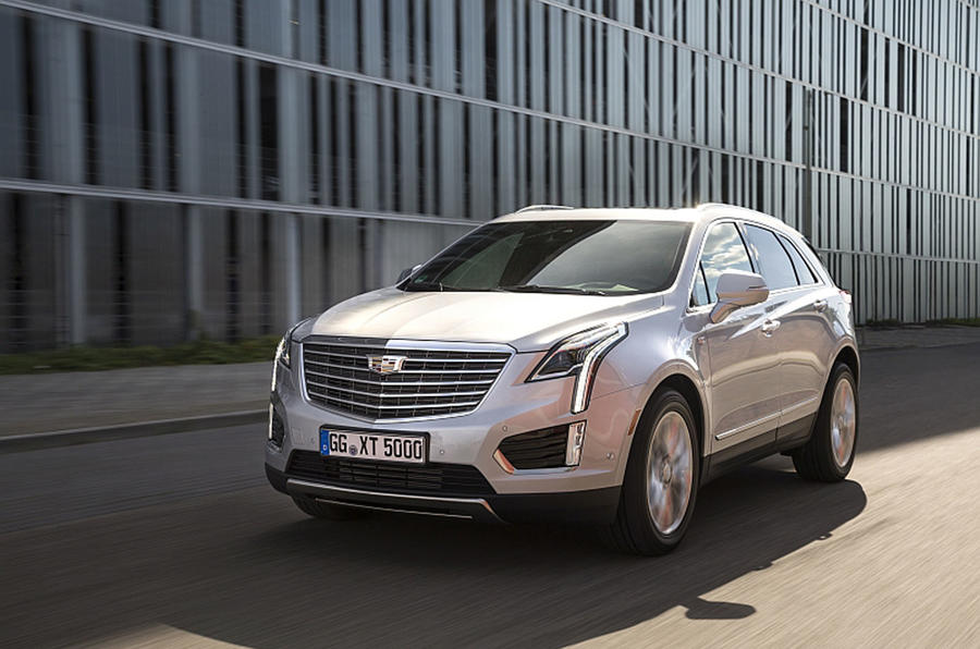 new cadillac ct6 flagship and xt5 crossover models launched autocar. Black Bedroom Furniture Sets. Home Design Ideas