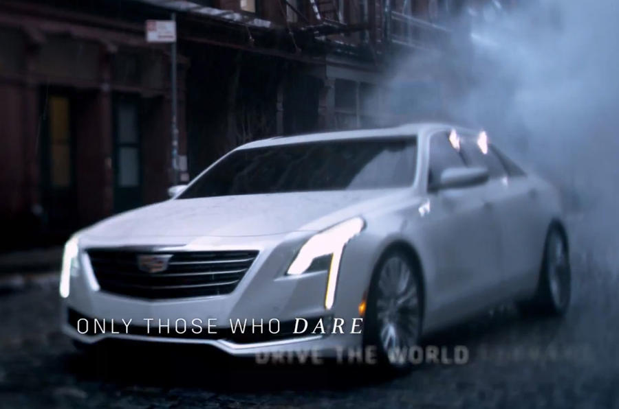 Cadillac ct6 to take on s class autocar for Cadillac motor car company