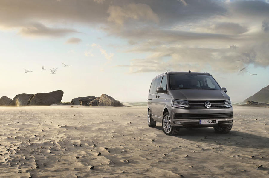 2015 Volkswagen California - pricing revealed | Autocar
