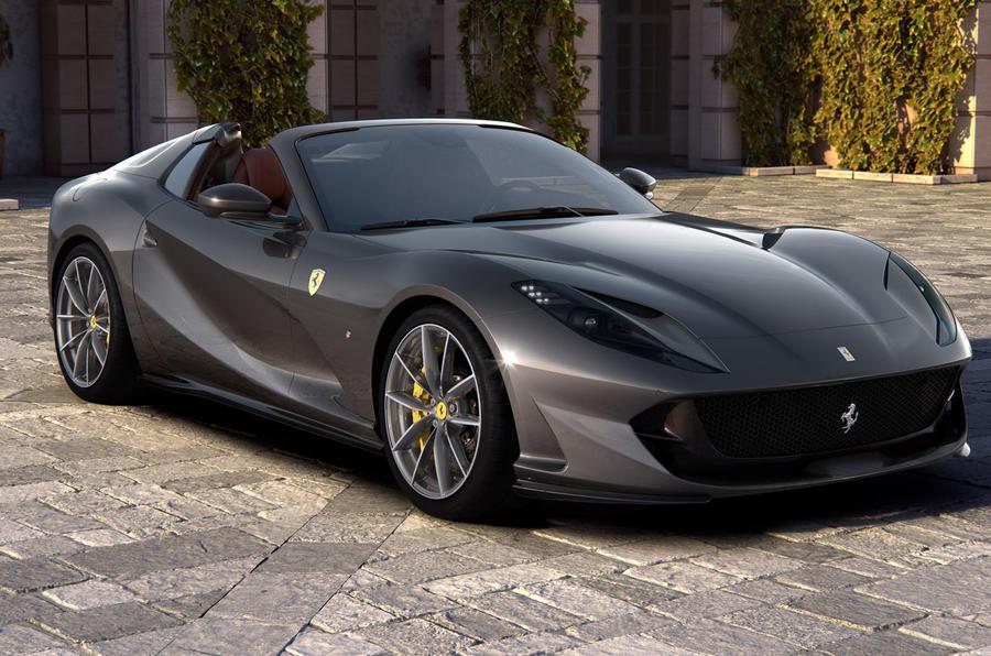 Ferrari 812 GTS - static front
