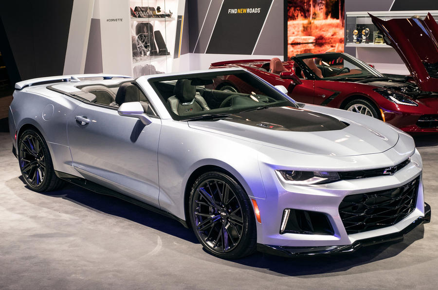 Chevrolet Camaro On Sale In Uk Priced From 31755 Autocar
