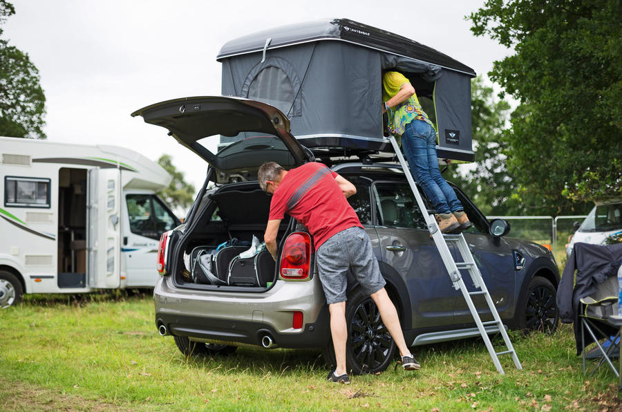 ... Mini Countryman Autohome roof tent vs Mercedes-Benz Marco Polo - c&ing on wheels twin ... & Mini Countryman Autohome roof tent vs Mercedes-Benz Marco Polo ...