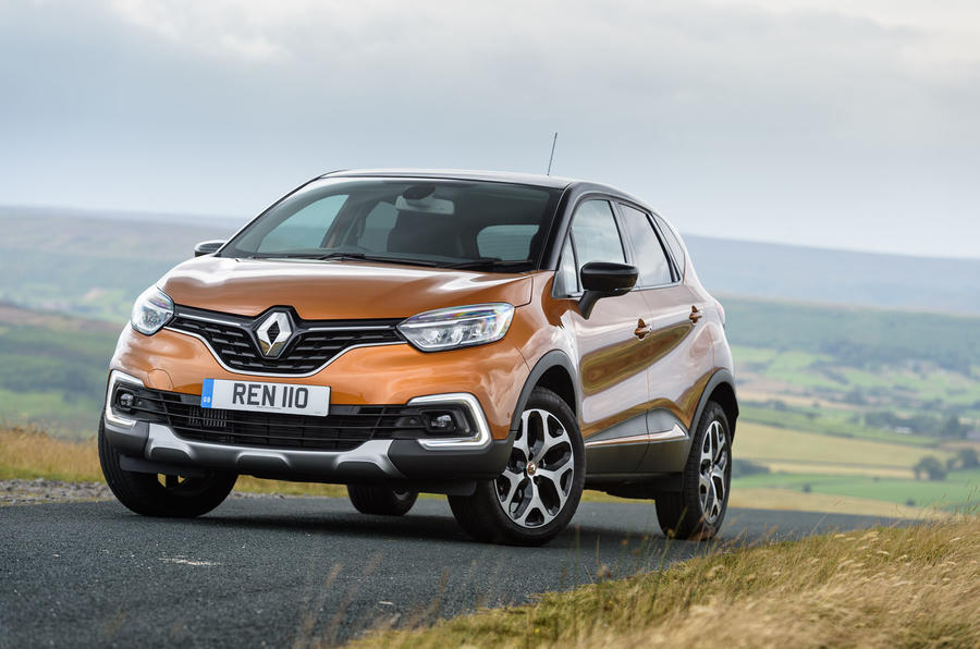 renault captur dynamique s nav dci 110 review autocar. Black Bedroom Furniture Sets. Home Design Ideas