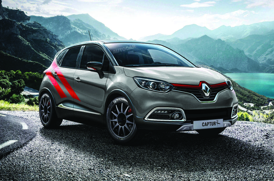 renaultsport eyes hot captur and kadjar models autocar. Black Bedroom Furniture Sets. Home Design Ideas