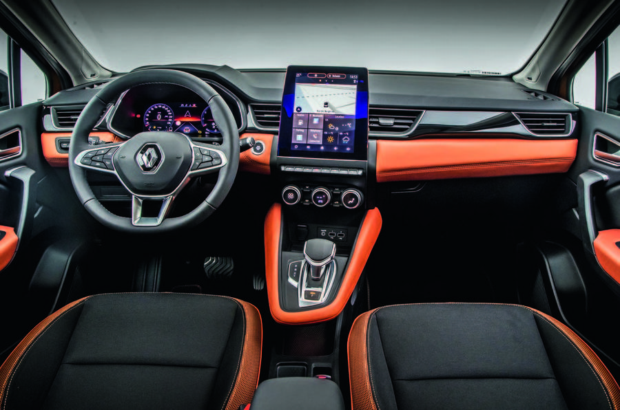 Renault Captur 2020: Interior, Price, Redesign, And Specs >> Renault Updates Big Selling Captur With New Platform And Interior