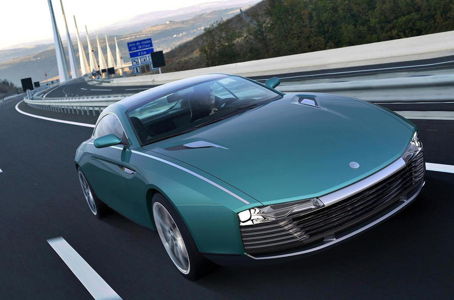 Cardi Concept 442 Is Russia S Take On The Aston Martin Db9 Autocar