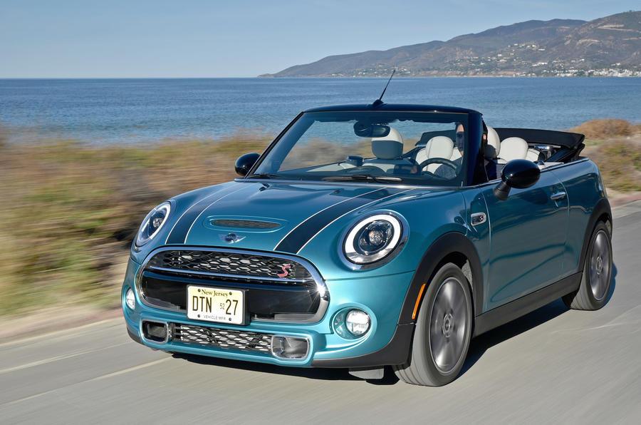 Mini Cooper Sd Convertible Review