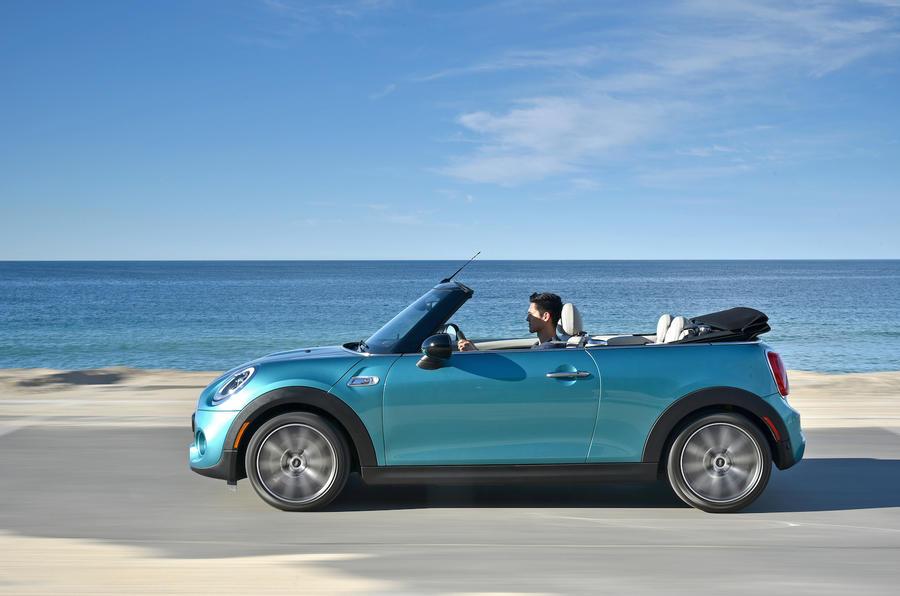 £25,485 Mini Cooper S Convertible