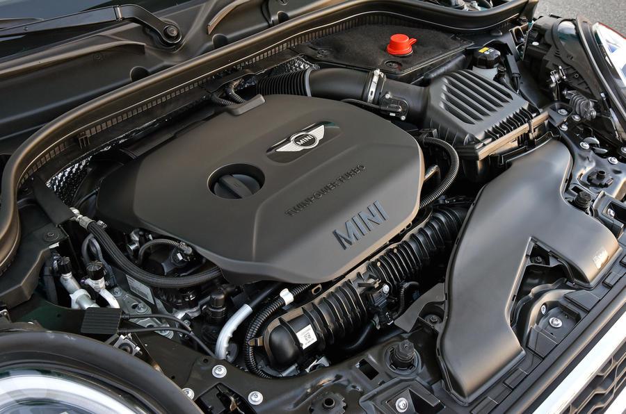 2.0-litre Mini Cooper S Convertible engine
