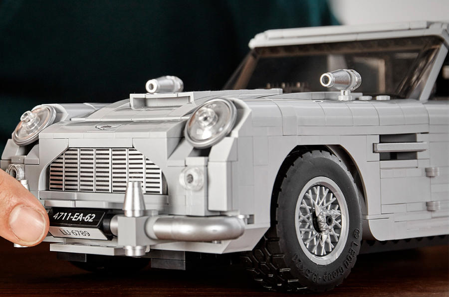 Lego James Bond Aston Martin DB5 Goldfinger