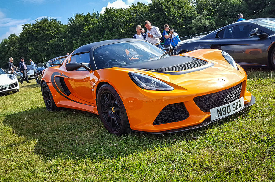 LOTUS EXIGE: Still fresh, thanks to cutting-edge tech and a series of model updates