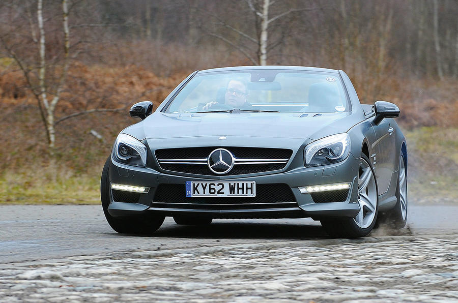 MERCEDES-BENZ SL - LAUNCHED 2012