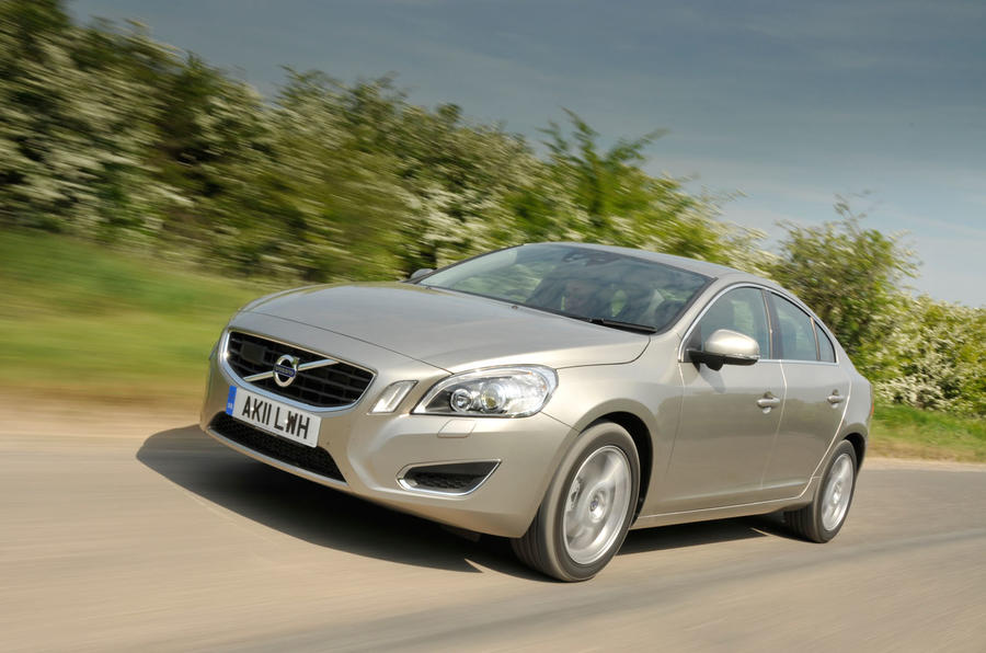 VOLVO S60 - LAUNCHED 2010