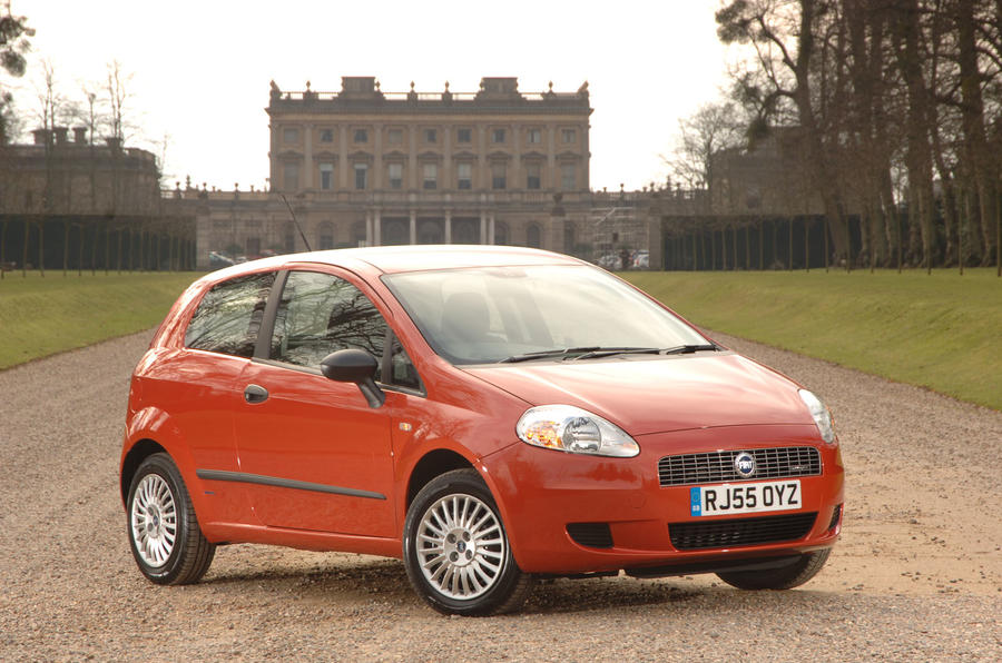 FIAT PUNTO - LAUNCHED 2005