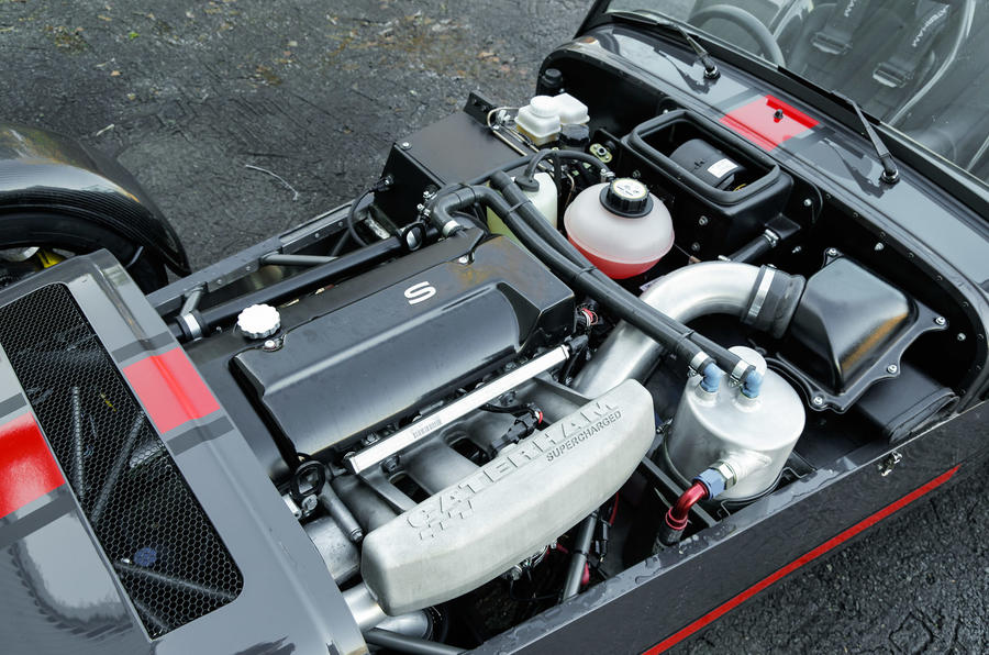 2.0-litre Caterham Seven 620S engine