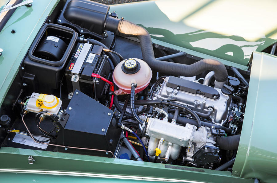 Caterham Seven at 60: a time-warp road trip in the Seven Sprint