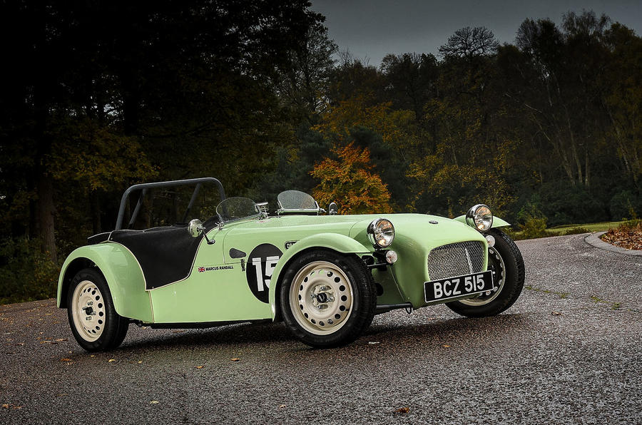 3.5 star Caterham Supersprint