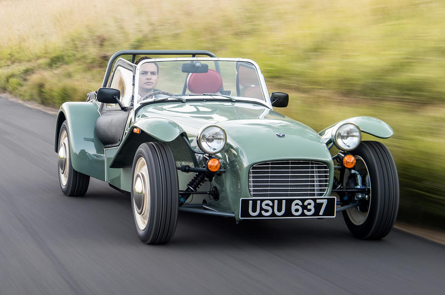 caterham seven sprint sold out in one week autocar