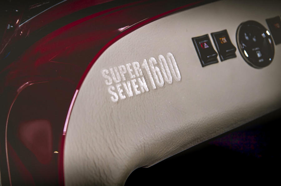 2020 Caterham Super Seven 1600