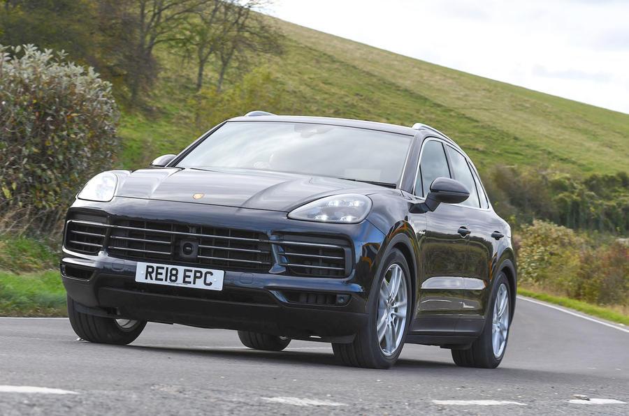 Porsche cayenne diesel review uk dating