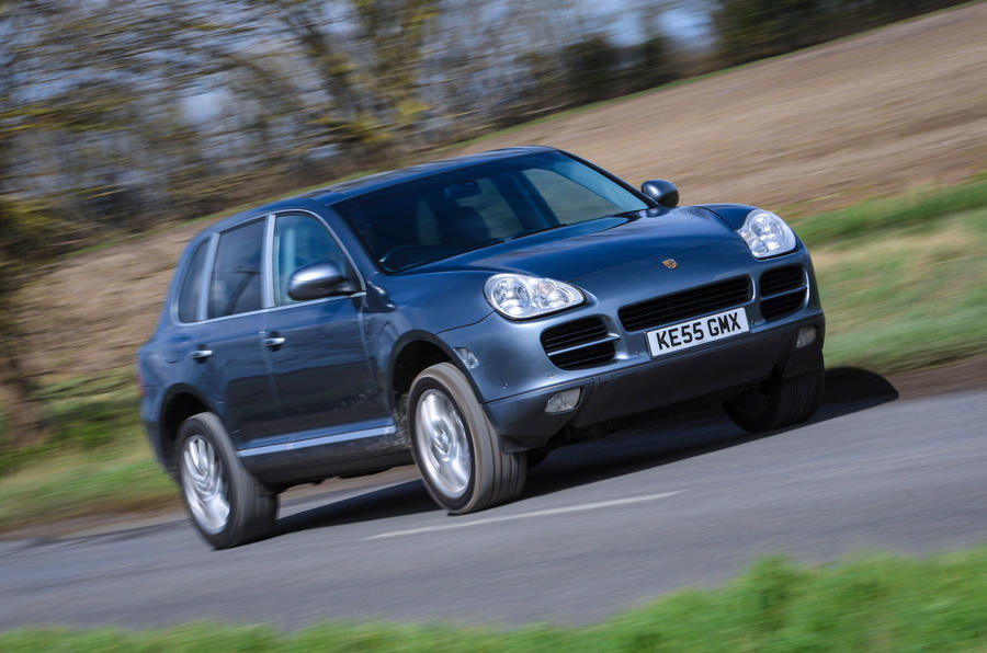 James Ruppert Why I Ve Bought A Used Porsche Cayenne Autocar
