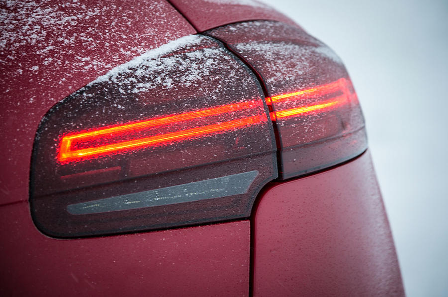 Porsche Cayenne GTS LED rear lights