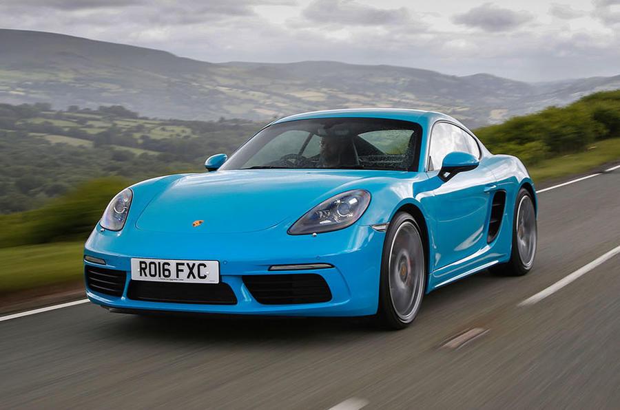Porsche Cayman True MPG worse than Jaguar F-Type