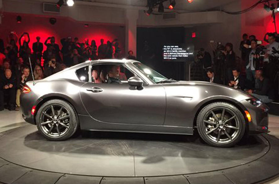 new hard-top mazda mx-5 rf production begins | autocar