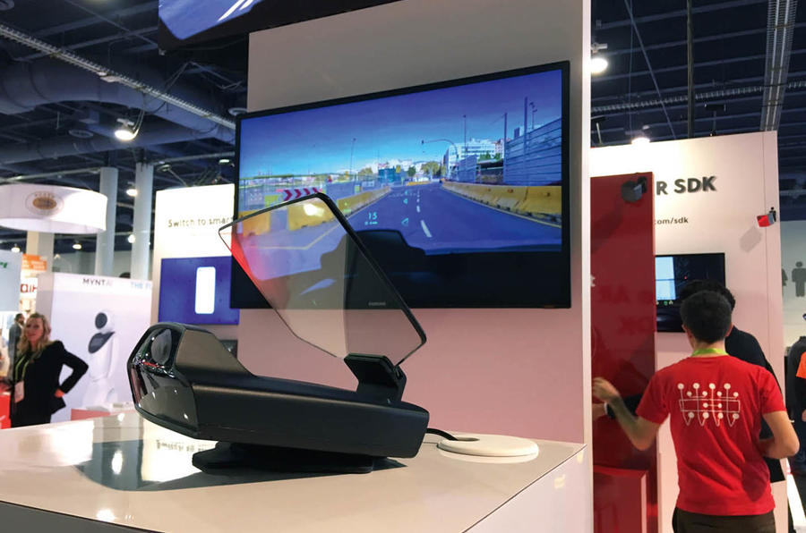 Weird science at CES 2018